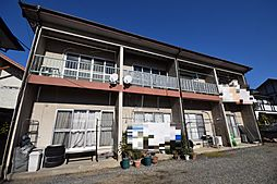 山崎アパート[10号室号室]の外観