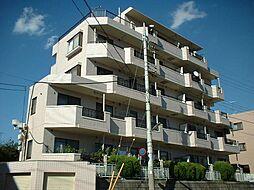 東京都練馬区向山の賃貸マンションの外観