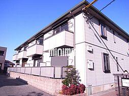 レジオン滝ノ水[1階]の外観