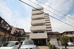 愛知県名古屋市中川区広住町の賃貸マンションの外観