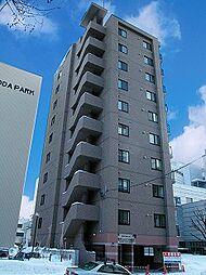 サザンメイプル北大[10階]の外観