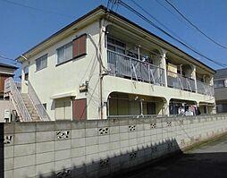 サンケイコーポ[103号室]の外観