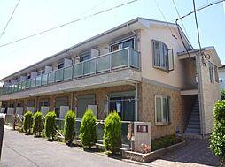 東京都江戸川区東小岩1丁目の賃貸アパートの外観