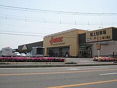 ホーマック スーパーデポひたち野うしく店(3870m)