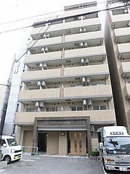 セゾンコート新大阪[8階]の外観