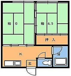 都賀駅 3.0万円