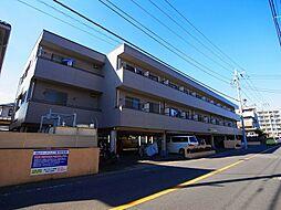 千葉県流山市平和台2丁目の賃貸マンションの外観