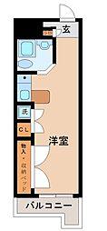 ラ・パルフェ・ド・国見[2階]の間取り