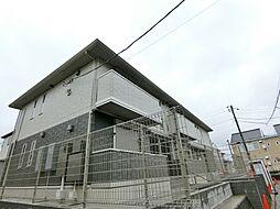 新築D-roomセジュール湘南[2階]の外観
