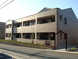 愛知県名古屋市緑区水広1丁目の賃貸アパートの外観