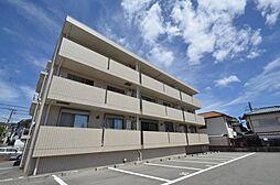 兵庫県西宮市神園町の賃貸マンションの外観