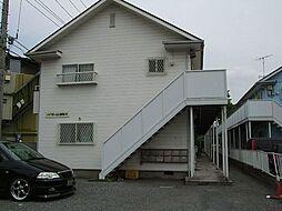 ハイツさ〜ふ&スノーA[1階]の外観