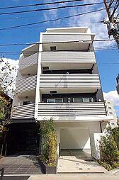 ステージグランデ世田谷上野毛アジールコート[3階]の外観