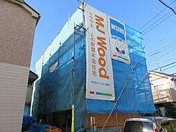 [一戸建] 神奈川県横浜市港北区篠原東3丁目 の賃貸【/】の外観