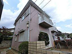 千葉県千葉市若葉区桜木2丁目の賃貸アパートの外観
