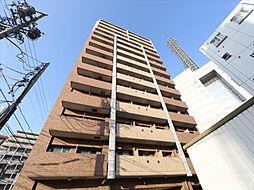 プレサンス鶴舞公園WEST[9階]の外観