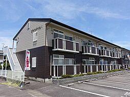 岐阜県羽島市小熊町4丁目の賃貸アパートの外観