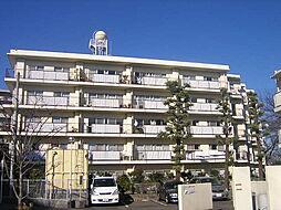 日商岩井百合丘マンション[3階]の外観