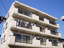 東京都足立区加平3の賃貸マンションの外観