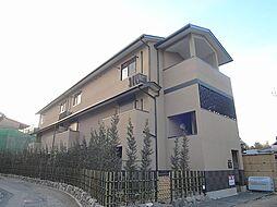 京都府京都市右京区梅津前田町の賃貸マンションの外観