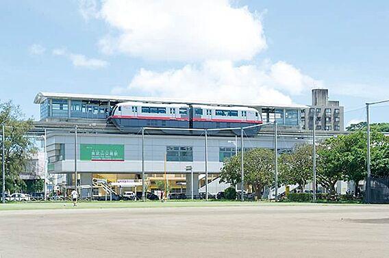 奥武山公園駅(...