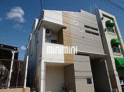 ディアコート鶴里[2階]の外観