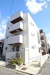 愛知県名古屋市瑞穂区花目町2丁目の賃貸アパートの外観