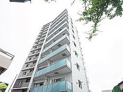 東京都葛飾区白鳥1丁目の賃貸マンションの外観