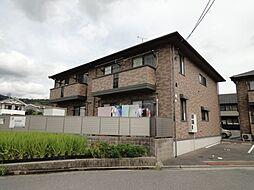 広島県広島市安佐南区沼田町大字伴の賃貸アパートの外観