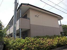 三重県亀山市南鹿島町の賃貸アパートの外観