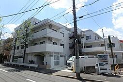 ユーコート稲田堤[4階]の外観