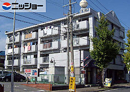 メゾン・ド・櫻[4階]の外観
