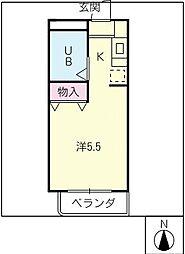 羽島市役所前駅 2.0万円
