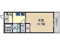 ニュービルド2[2階]の間取り