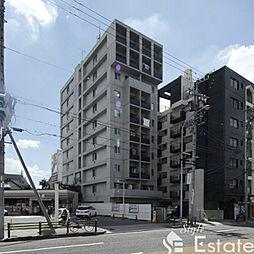 愛知県名古屋市東区新出来2丁目の賃貸マンションの外観