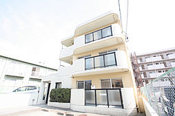 愛知県名古屋市名東区極楽4の賃貸マンションの外観