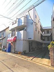 埼玉県蕨市中央4丁目の賃貸マンションの外観