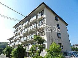 兵庫県神戸市垂水区桃山台2丁目の賃貸アパートの外観