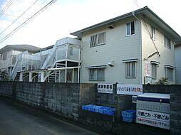 KKハイツA[203号室号室]の外観