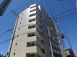 兵庫県姫路市久保町の賃貸マンションの外観
