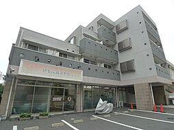 千葉県習志野市津田沼2丁目の賃貸マンションの外観