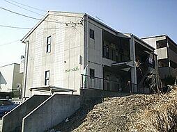 愛知県名古屋市天白区植田東1丁目の賃貸アパートの外観
