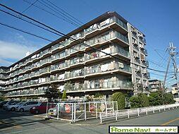 藤井寺グリーンハイツ[6階]の外観