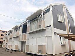タキシマハイツC棟[201号室]の外観