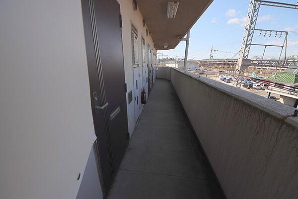 アイリスハイツ1号館 5階の賃貸【奈良県 / 奈良市】