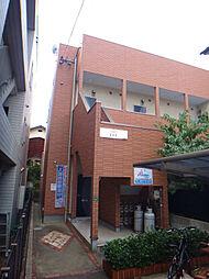 福岡県福岡市早良区昭代3丁目の賃貸アパートの外観