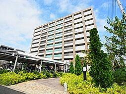 東京都足立区江北5丁目の賃貸マンションの外観