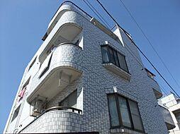 東京都中野区江原町1丁目の賃貸マンションの外観