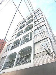 高マンション[3階]の外観