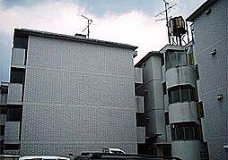 京都府京都市右京区太秦前ノ田町の賃貸マンションの外観